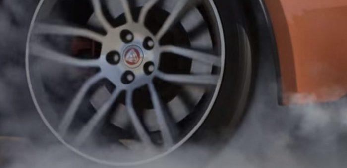 Kretanje uz škripu guma je kažnjivo zakonom